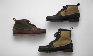 Filson x Sebago Fall/Winter 2012 Collection