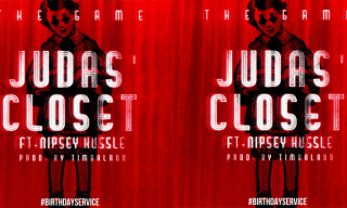 Music: The Game ft. Nipsey Hussle – Judas' Closet