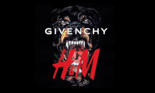 Givenchy for H&M Collaboration Coming in 2013?