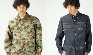 Head Porter Plus Spring/Summer 2013 Collection Preview