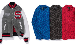 Stussy Holiday 2012 I.S.T. Capsule Collection