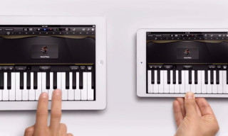 Watch the new Apple iPad Mini 'Piano' Ad