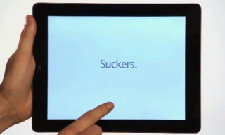 Watch Jimmy Kimmel's iPad Mini Commercial