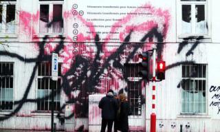 Kidult Hits Maison Martin Margiela in Brussels