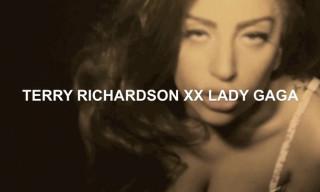 Video: Lady Gaga x Terry Richardson – 'Cake' Teaser