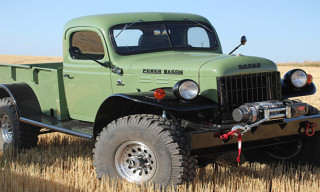 Legacy Power Wagon Vintage Handmade Truck