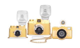Special Edition Lomography Gold Cameras