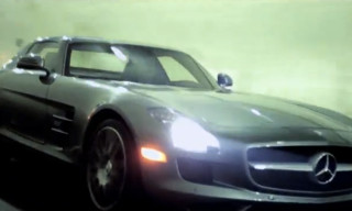 Video: Mercedes-Benz SLS AMG Short Film Starring Dougray Scott – Desire