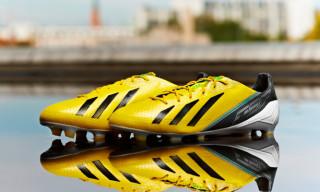 Messi Unveils New adidas adizero F50
