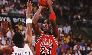 Michael Jordan's Airwaves TV Show from 1989