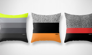 Minimal Sneaker Throw Pillows By MSTRPLN®