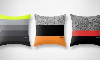 Minimal Sneaker Throw Pillows By MSTRPLN®