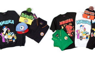 Mishka x Harvey Holiday 2012 Capsule Collection