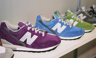 New Balance 996 Spring/Summer 2013 Preview