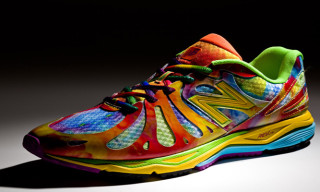 New Balance Spring 2013 M890v3 Rainbow Colorway