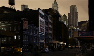 New York in Black: A Photo Series of the City in the Wake of Hurricane Sandy