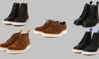 Trickers x Nitty Gritty Fall/Winter 2012 Collection