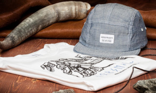 Norse Projects for The Hip Store Capsule Collection