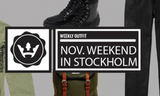 The Weekly Outfit: A November Weekend In Stockholm