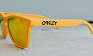 "Oakley Summit Series Frogskins ""Pikes Gold"""