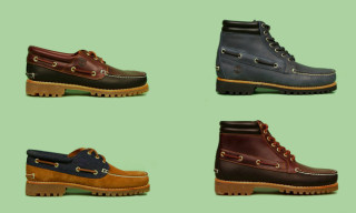 Opening Ceremony x Timberland Lug Sole Moc And Boot