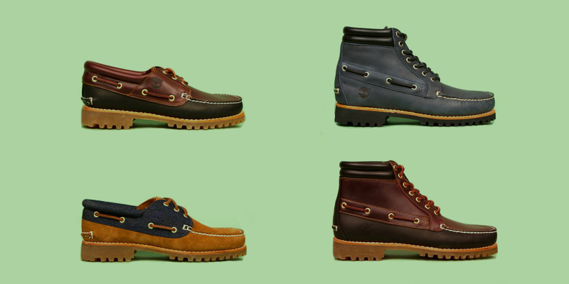 lovely Opening Ceremony x Timberland Lug Sole Moc And Boot