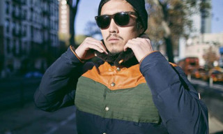 Staple Design x Penfield Rockwool Jacket