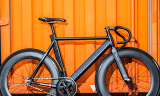 "Quiksilver x Tange ""Vandal Star R"" Fixed Gear Bike"