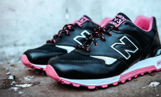 size? x Staple Design x New Balance 577 'Black Pigeon'