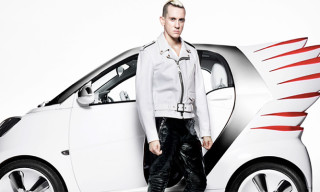 Smart forjeremy – A Collaboration with Fashion Designer Jeremy Scott