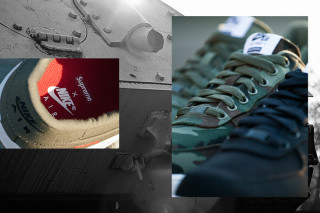 Highsnobiety Photo Editorial: Supreme Nike Air Force 1 NYCO Collection |  Highsnobiety