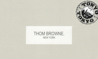 Thom Browne Opens Flagship Store in Japan