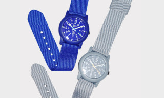 Timex x Beauty & Youth Camper Watches