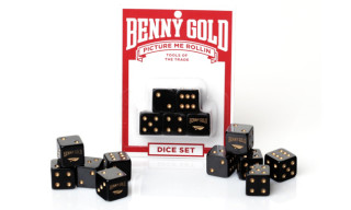 Tools of the Trade x Benny Gold Picture Me Rollin Dice Collection