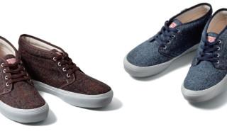 Vans x Beauty & Youth Harris Tweed Chukka Boots
