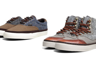 0a446130ab Vans Vault x Harris Tweed Fall Winter 2012 Capsule Collection ...