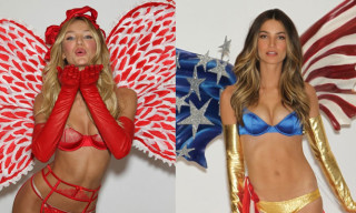 Victoria's Secret 2012 Fashion Show Fittings – Doutzen Kroes, Candice Swanepoel and More