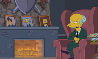 Video: The Simpsons – Mr. Burns Endorses Mitt Romney
