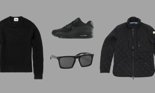 The Weekly Outfit: Wear It Black