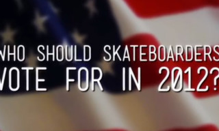 Video: Obama or Romney – Who Should Skaters Vote For
