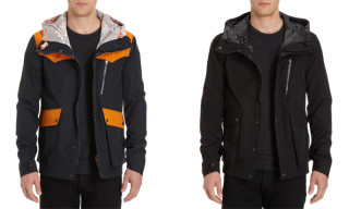 Nanamica for Woolrich John Rich & Bros. Black Mountain Parka