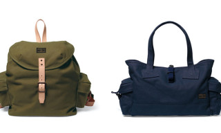 WTAPS Fall/Winter 2012 Canvas Bag Collection