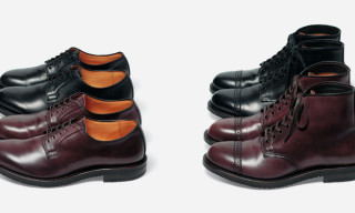 WTAPS Fall/Winter 2012 Footwear