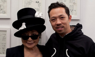 Video: Humberto Leon Interviews Yoko Ono for OC TV