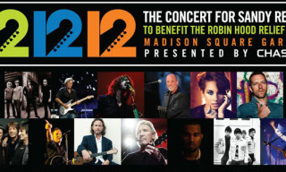 Watch Live – 12.12.12: The Concert for Sandy Relief Starring Kanye West, Nirvana (with Paul McCartney) & More