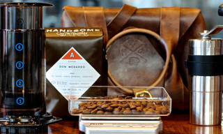 3sixteen x Handsome Coffee Roasters Travel Kit