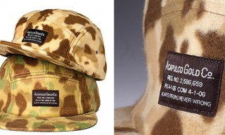 Acapulco Gold Holiday 2012 Headwear Collection
