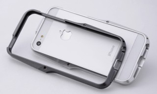 Ag++ Metal Bump for iPhone 5 by Andrea Ponti Design