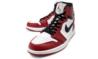 Air Jordan 1 Hi Retro – White/Black-Varsity Red