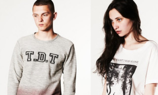 An Interview with London Based Fashion Label Tourne de Transmission